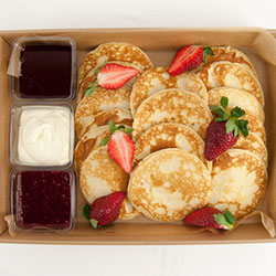 Fresh pancake box thumbnail