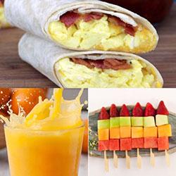 Tummy warmer breakfast package thumbnail