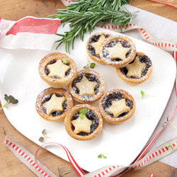 Fruit mince tarts - mini thumbnail
