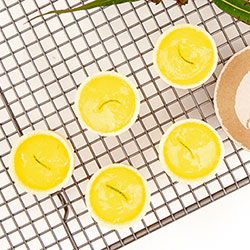 Lemon curd tart - mini thumbnail
