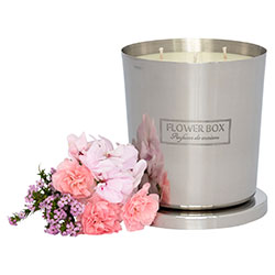 Silver candle - 1kg thumbnail