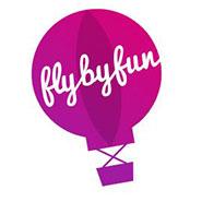Fly By Fun logo