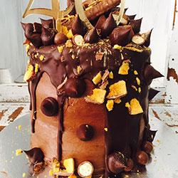Willy wonka cake thumbnail