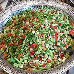 Green leafy salad thumbnail