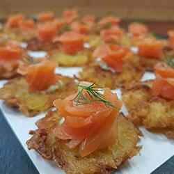 Potato latkes thumbnail