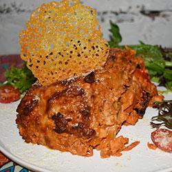 Butter chicken lasagne thumbnail