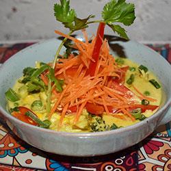 Vegetable korma thumbnail