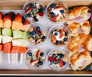 Light breakfast package thumbnail