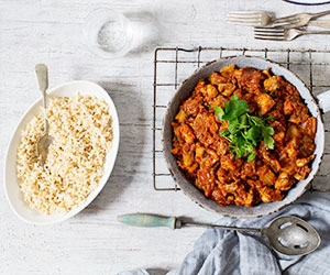 North African chicken curry thumbnail