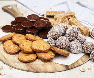 Mixed sweet treat platter thumbnail