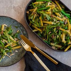 French bean salad thumbnail