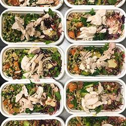 Trio of salads thumbnail