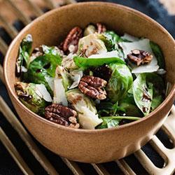 Winter greens salad thumbnail