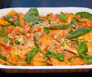 Seafood ravioli thumbnail