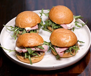 Italian porchetta sliders  thumbnail