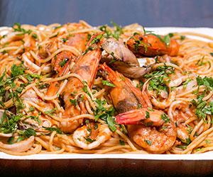 Spaghetti seafood thumbnail