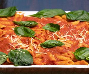 Vegan gluten free pasta classic thumbnail