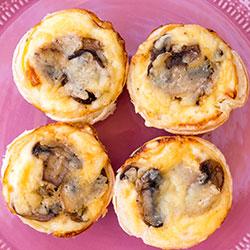 Gourmet quiche thumbnail