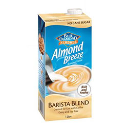 Blue Diamond almond barista blend - 1L thumbnail