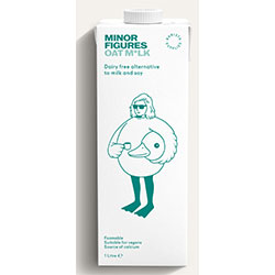 Minor Figures oat milk - 1L thumbnail