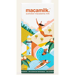 Macamilk macadamia milk (roasted) - 1L thumbnail