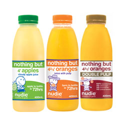 Nudie juice - 400ml thumbnail