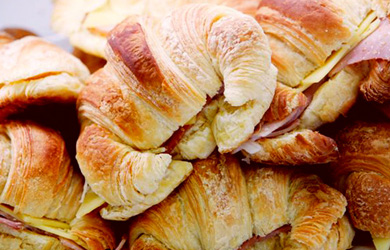 Toasted croissants thumbnail