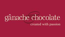 Ganache Cakes and Chocolates logo