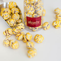 Salted caramel popcorn tube thumbnail