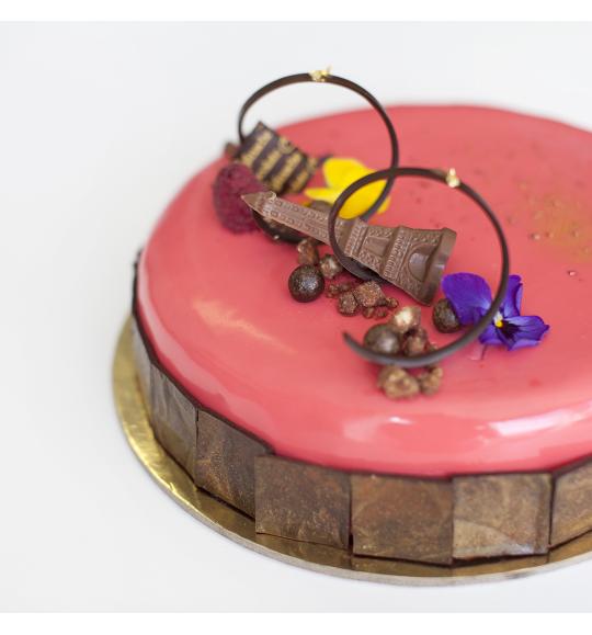 Fifth avenue cake -  15cm x 17cm - serves 10 thumbnail