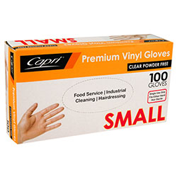 Gloves powder free clear - Capri thumbnail
