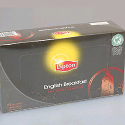 Tea enveloped  - Lipton thumbnail