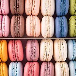 French macarons box thumbnail