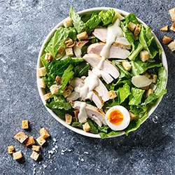 Heil chicken Caesar salad box thumbnail