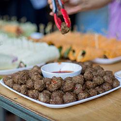 Beef meatballs - mini thumbnail