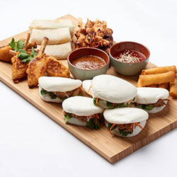 Asian street food platter thumbnail