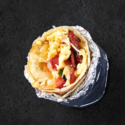 Breakfast buritto thumbnail