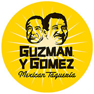 Guzman Y Gomez World Square logo