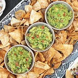 Corn chips and salsa package thumbnail