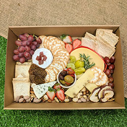 Cheese and crackers platter  thumbnail