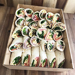 Gourmet wrap platter thumbnail