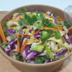 Crunchy slaw salad thumbnail