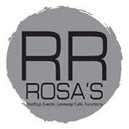 Rosa's Catering logo