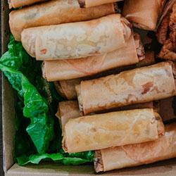 Little savoury rolls thumbnail