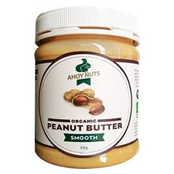 Peanut butter - Ahoy nuts - 375g thumbnail