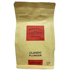 Classic ground coffee - Byron Bay - 250g thumbnail