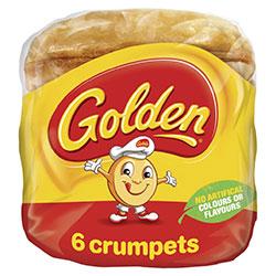 Golden crumpets thumbnail