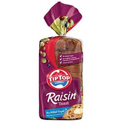 Tip top raisin toast loaf thumbnail