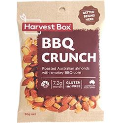 BBQ crunch - 50g thumbnail