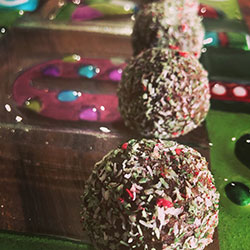 Christmas cake thumbnail